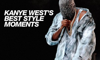 From Polo Shirts to Leather Skirts: Kanye West's Best Style Moments