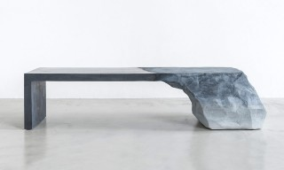 Fernando Mastrangelo's Drift Bench Is Functional Art