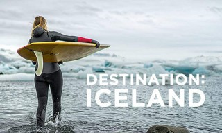 Watch These Surfers Take on the Freezing Cold Waters of Iceland