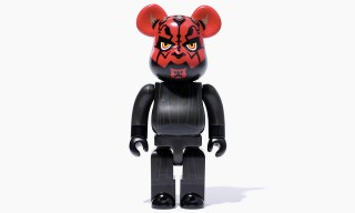 Medicom Toy Introduces a Darth Maul Be@rbrick