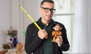 Fred Armisen Explains How to Dress Well Without Trying Too Hard