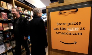 Amazon Plans to Open Hundreds of Bookstores
