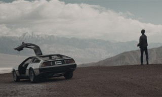 The First Commercial for the Comeback DeLorean Has Arrived