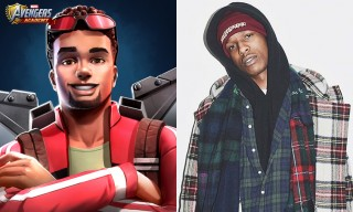A$AP Rocky Is Voicing Superhero Falcon in New Marvel Comics Game