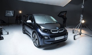MR PORTER Teams Up With BMW on the i3