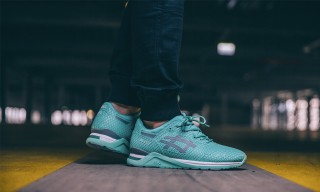"ASICS Drops the GEL-Lyte Evolution ""Mint"""