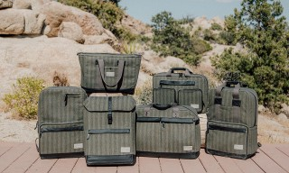 "HEX Is Back With ""Brigade"" Collection of Military-Inspired Luggage"
