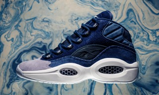"""Capsule Joins Reebok for Canada-Inspired """"Windchill"""" Question Mid"""