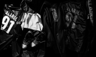XLARGE and PUMA Go Back to Black in New Collaboration