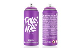 MONTANA-CANS & POW! WOW! Celebrate the 2016 Festival With Limited Edition Cans