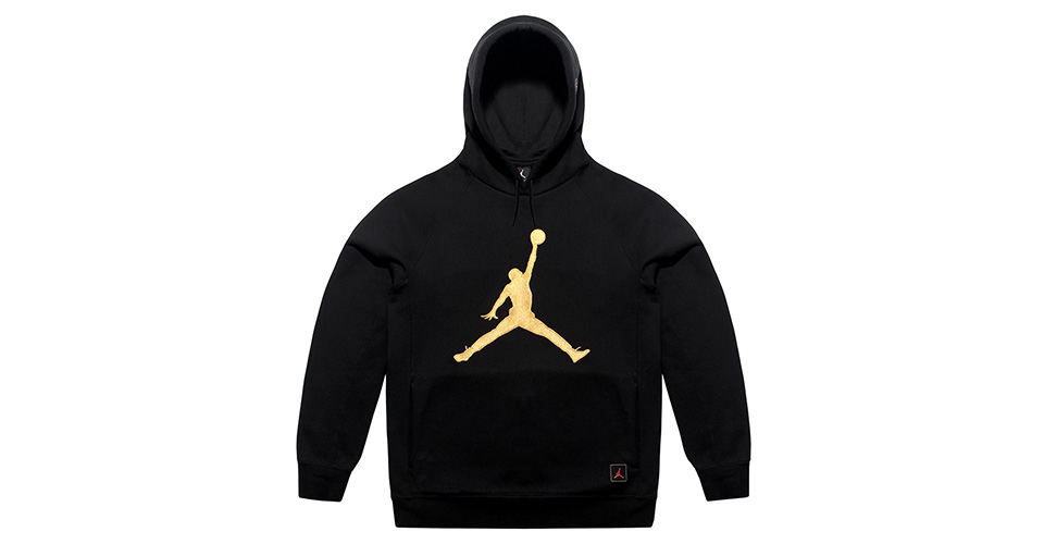 air jordan black jumper