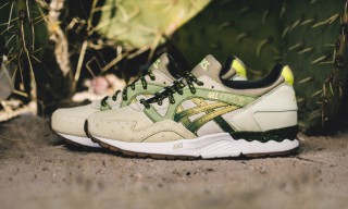 "ASICS & Feature Get Inspired by the Las Vegas Desert for GEL-Lyte V ""Prickly Pear"""