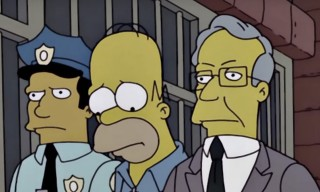 Homer Simpson Is Accused of Murder in This 'Making a Murderer' Mash Up