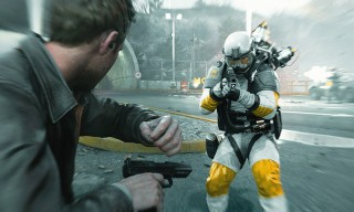 "'Quantum Break' Comes to Life in Live-Action ""The Cemetery"" Trailer"