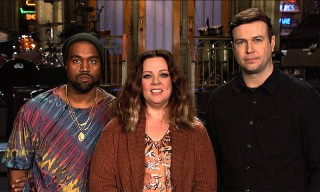 Kanye West Is Having the Time of His Life in This Saturday Night Live Promo