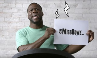 Kevin Hart Gets Heated in Nike's #movewithhart Call-Out Campaign