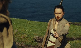 Watch the First 'Star Wars: Episode VIII' Behind-the-Scenes Teaser Featuring Rey and Luke