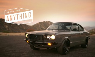 """Savant """"Black Superman"""" Young's Mazda RX-3 Is Ready for Anything"""