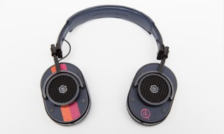 Master & Dynamic Team up With UNITED ARROWS' Poggy on MH40 Headphones