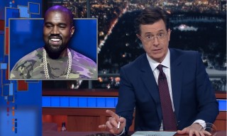 Stephen Colbert Wants to Help Kanye West With His Debt