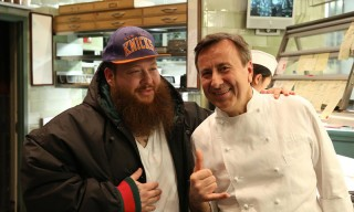 Action Bronson Tries the Finest Duck in NYC With Chef Daniel Boulud