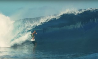 Watch 14-Year-Old Surfer Nick Marshall Carve It up in California and Tahiti