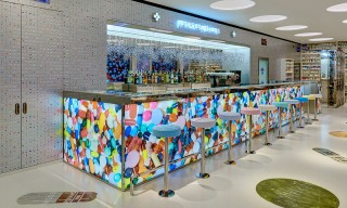 "Damien Hirst Opens Art-Themed ""Pharmacy 2"" Restaurant in London"