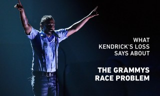 What Kendrick Lamar's Loss Says About the Grammys' Race Problem