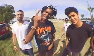 "Atlanta Rapper Reese & His Crew Drop ""Pretty #2"" Skate Video"