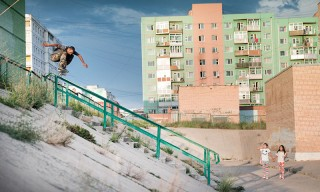 Carhartt WIP's Skate Team Shreds Ulaanbaatar in 'Out Of Steppe'