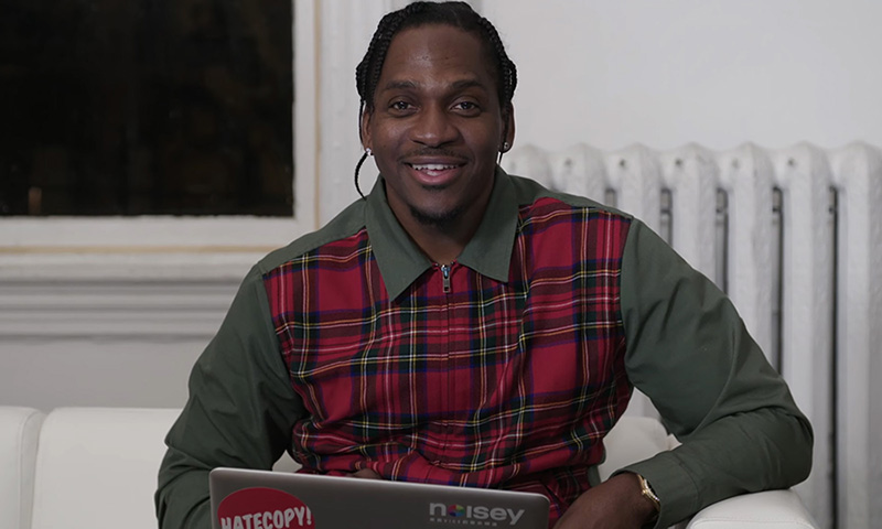 Pusha T Hairstyle: Pusha T Discusses His Iconic Braids, Not Aging & More