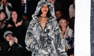 Rihanna Tops Kanye West as Fashion Week's Most Tweeted About Designer