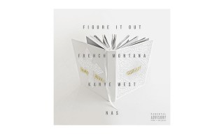 "French Montana Unites With Kanye West and Nas on ""Figure It Out"""