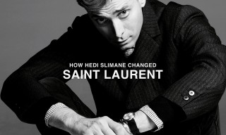 5 Ways Hedi Slimane Changed Saint Laurent
