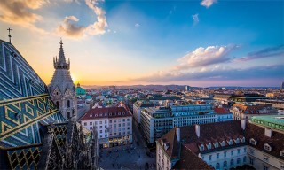 Take a Trip to Austria in This Breathtaking Vienna Hyperlapse