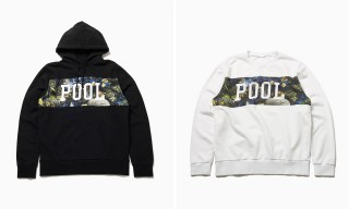 the POOL aoyama and AMKK Go Full Floral on New Collection