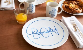Pieter Ceizer Designs Limited Edition Plates & Mugs for colette