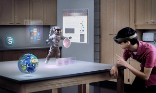 Microsoft's HoloLens Is Now Available to Pre-Order for $3,000
