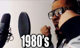 The Complete Evolution of Hip-Hop in Just 1 Minute