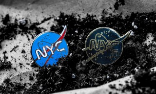 PINTRILL Links With Artist Micah Spear for New York Space Academy Pins