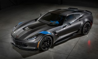 2017 Corvette Grand Sport Is Ready to Race With 460hp