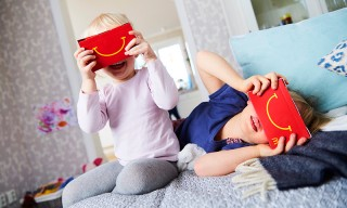 McDonald's Happy Meal Boxes Now Turn Into Virtual Reality Headsets