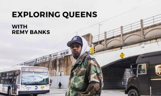 Upcoming Rapper Remy Banks Show Us His Favorite Food Spots in Queens, New York