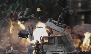 'Call of Duty' Mega Bloks Sets Exploding at 5,000 FPS Is Glorious Eye Candy