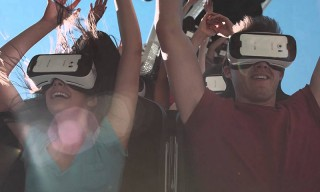 Six Flags and Samsung Partner to Launch First Virtual Reality Roller Coasters