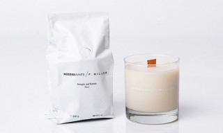NEEDS&WANTS & F. MILLER Come Together for Limited Edition Candle