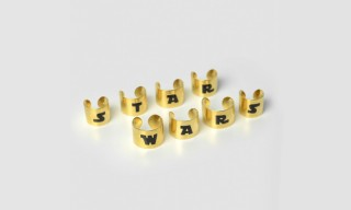 Bring on The Force With Bobby Abley x O Thongthai Star Wars 18k Gold Ring Set