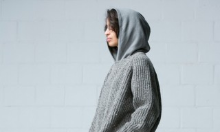 O Project's Fall/Winter 2016 Collection Contains a Variety of Knit Styles