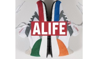 ALIFE Teases Upcoming Saucony Sneaker Collaboration