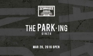 "Hiroshi Fujiwara's Next Concept Store ""The Park-Ing GINZA"" Opens This Month"